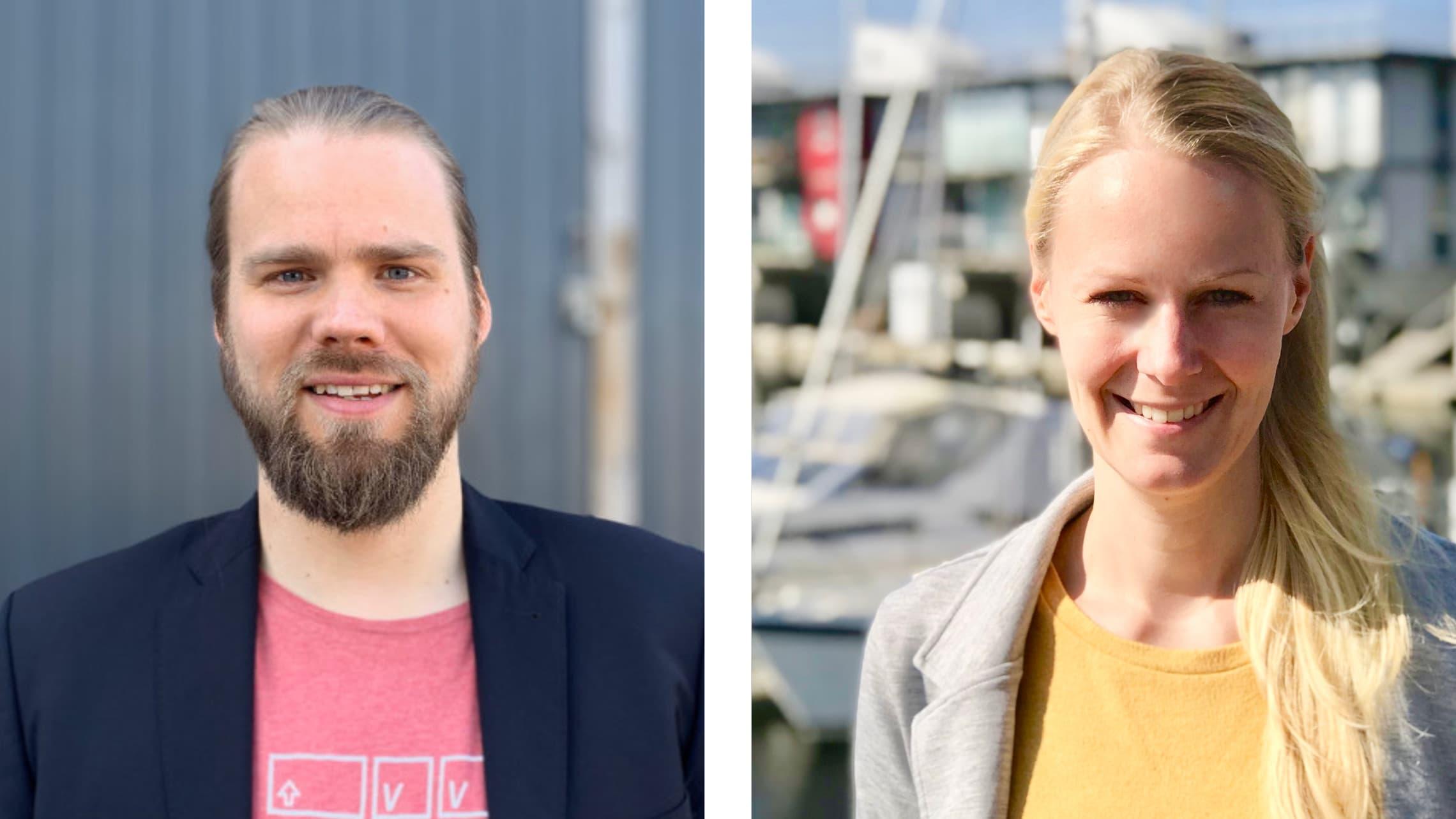 Gunnar Plöhn von der vvandel.io GmbH hat Birte Schmidt bei der Umsetzung von mitabstand.sh beraten und unterstützt.